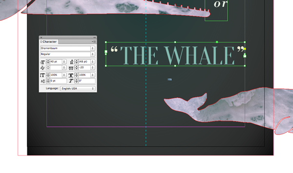 the whale title
