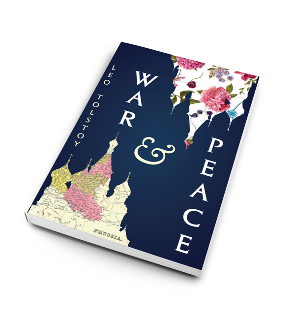war and peace redesign