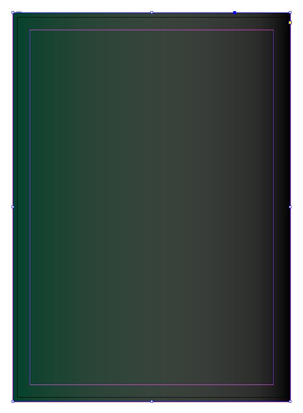 gradient applied