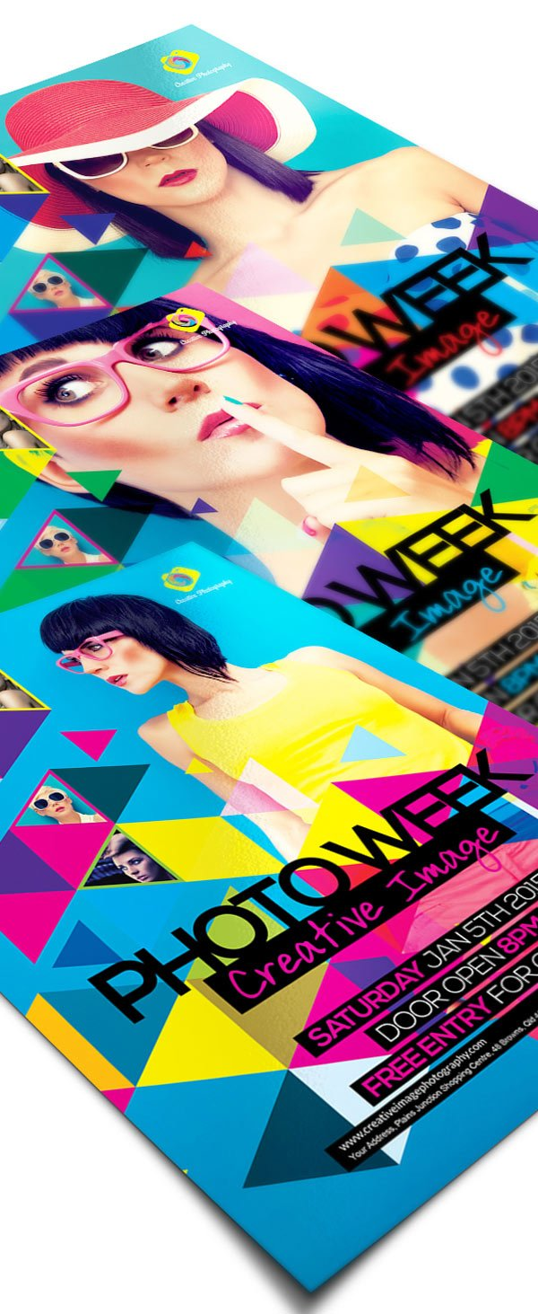 photo flyer