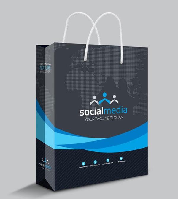 social media bag