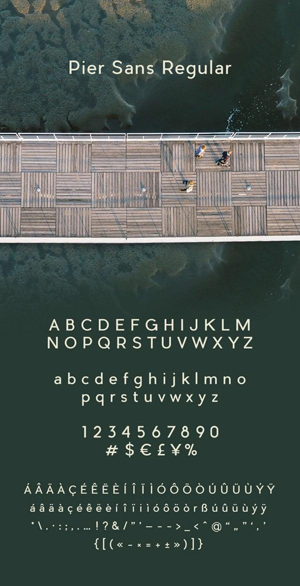 Example Typeface