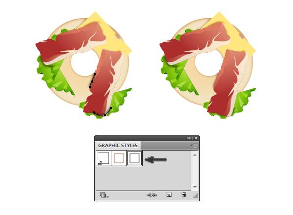 compose bagel sandwich 6