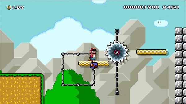 An expansion of the previous Mario level challenge