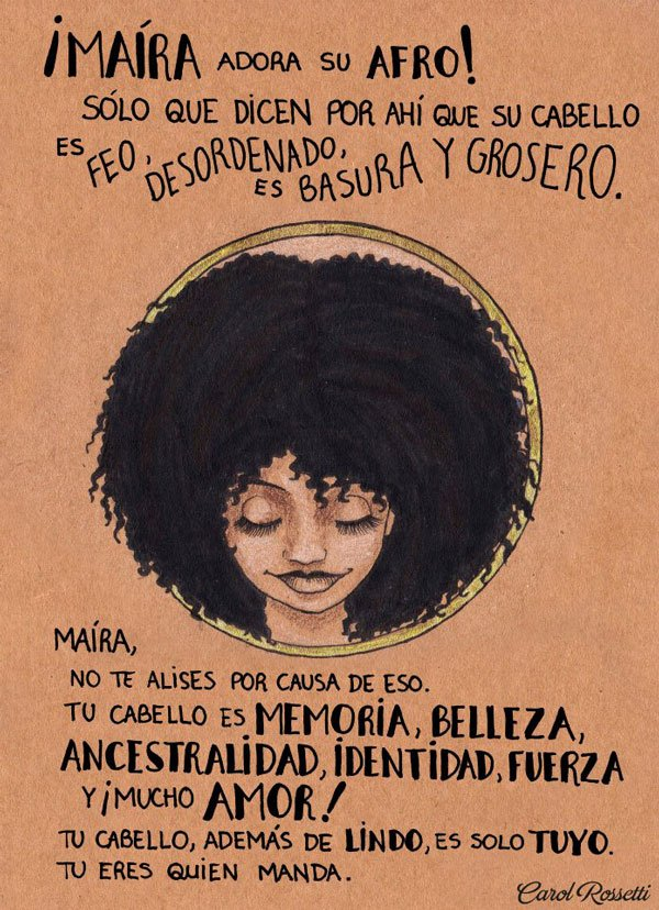 A Spanish language version of Rossettis Women series featuring the story of Maira