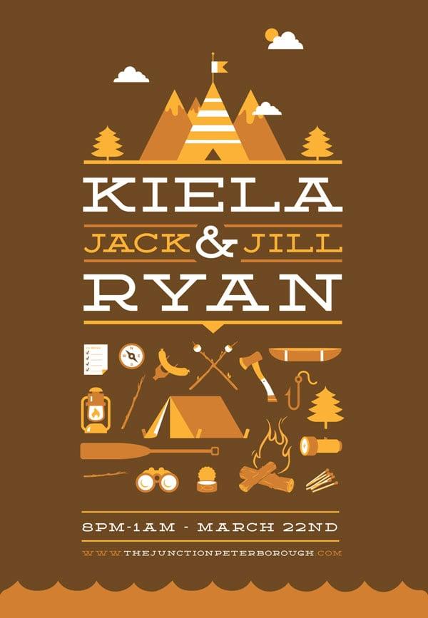 Jack  Jill Icon Designs
