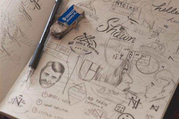 Sabrinas sketchbook