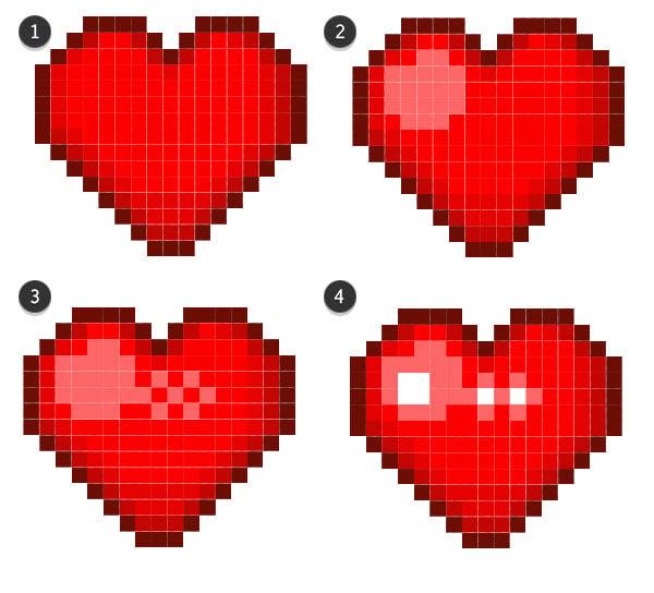 Rendering the heart