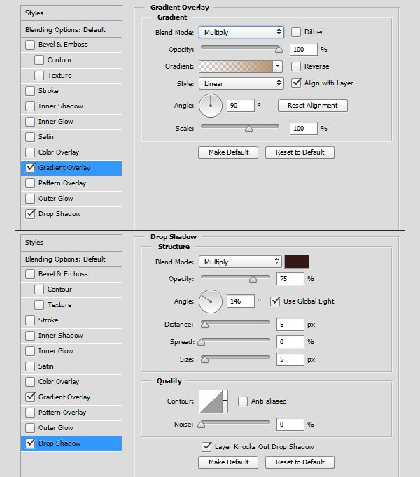 Adding Blend Modes to a layer