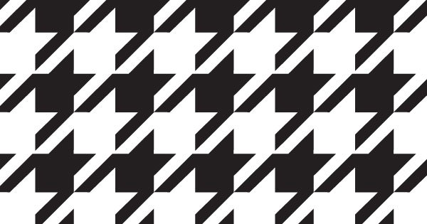 Check out your final vector pattern