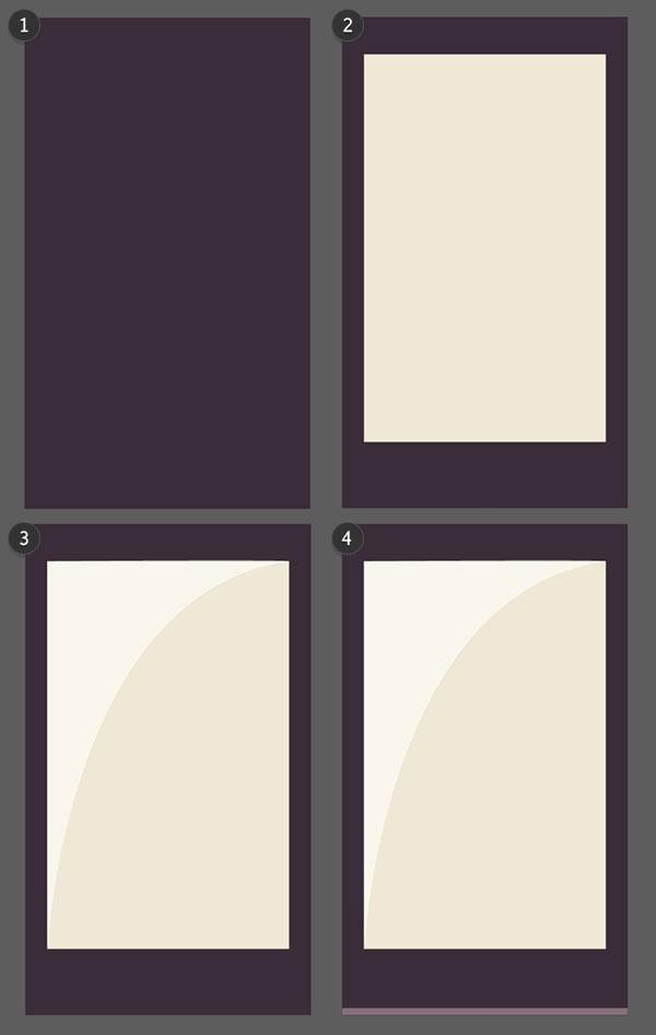 Four shapes form the smart phones initial design