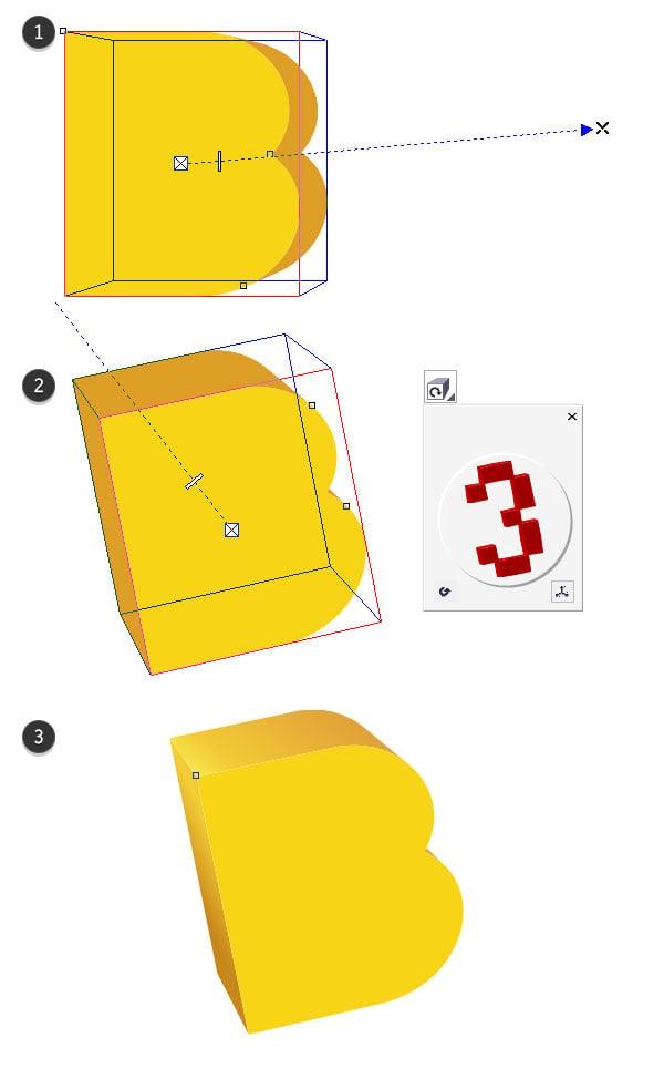 Creating the B