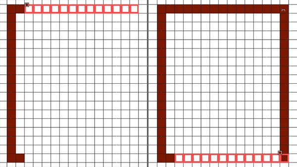 Creating a pixel rectangle