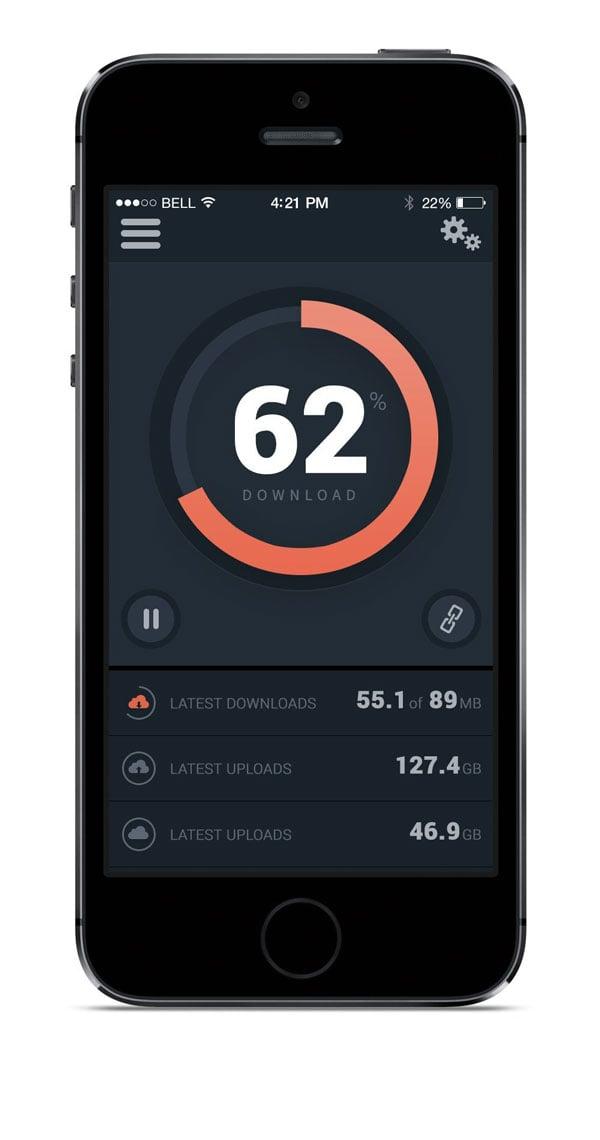 Arun Antonys take on the mobile downloader interface tutorial