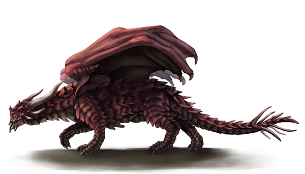 Another generic dragon Did I mention they are my favorites