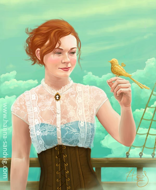 Illustration by Hanna Sandvig