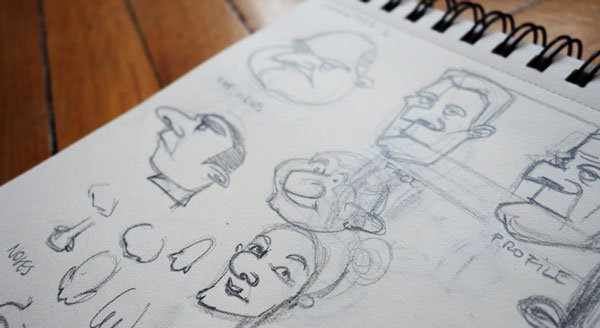 Sketches and such