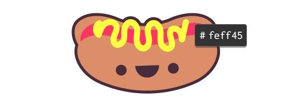 Complete your hotdog