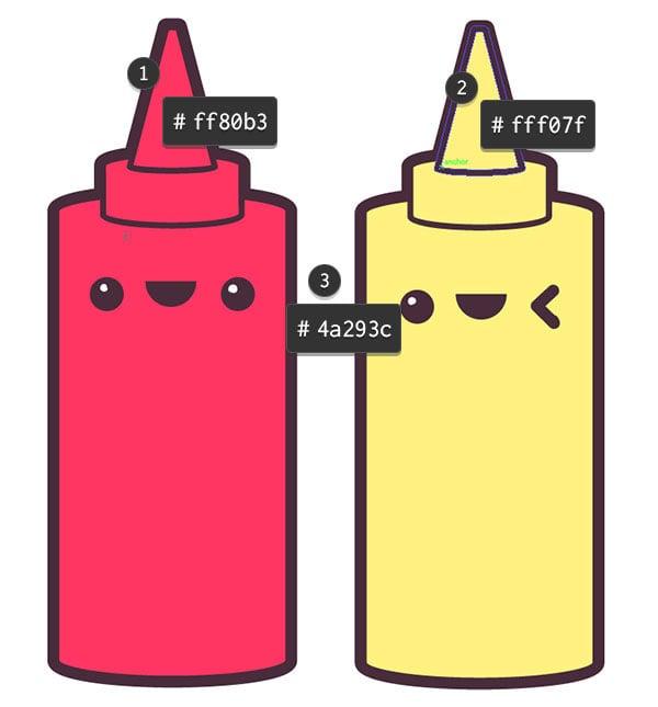 Complete your condiment bottles