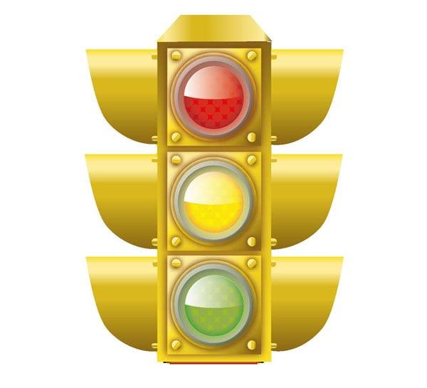 Magdalenas vector traffic light result
