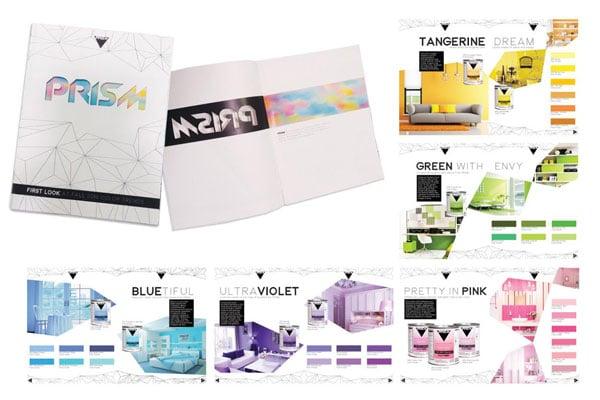 Catalogue design by Shari Cote