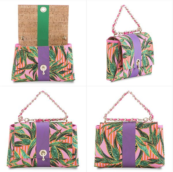 Textile design by elena for OHMAI bags