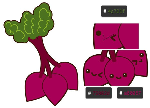 Complete your bunch of beets
