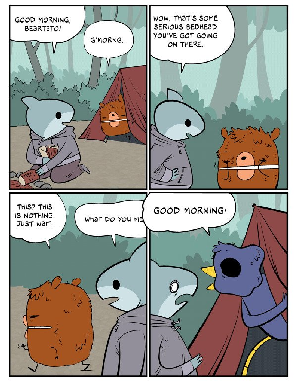 A comic from Nedroid by Anthony Clark