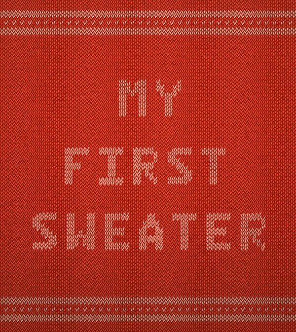 Duc Su commented with his version of a fantastic knitted text effect from a tutorial by Andrei Marius