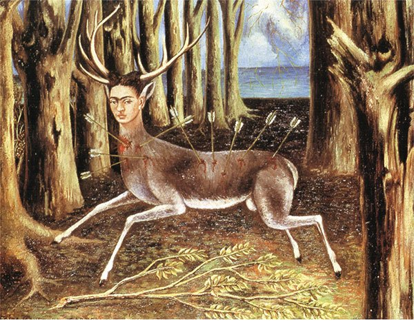The Wounded Deer