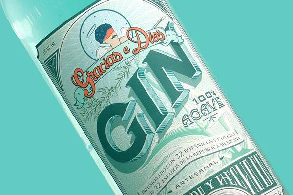 Gracias a Dios Gin