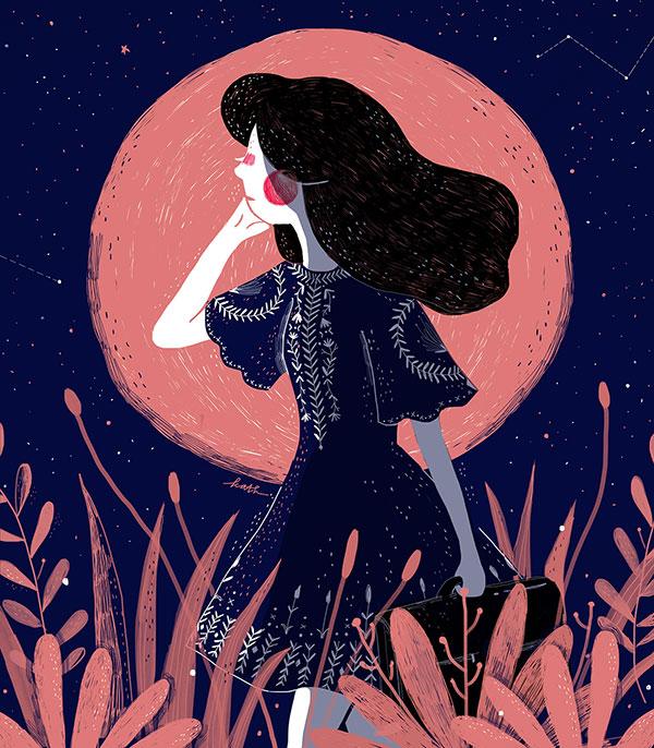 The Moon Girl