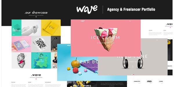 Wave Agency Freelancer Portfolio