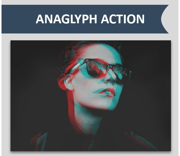 Anaglyph Actions