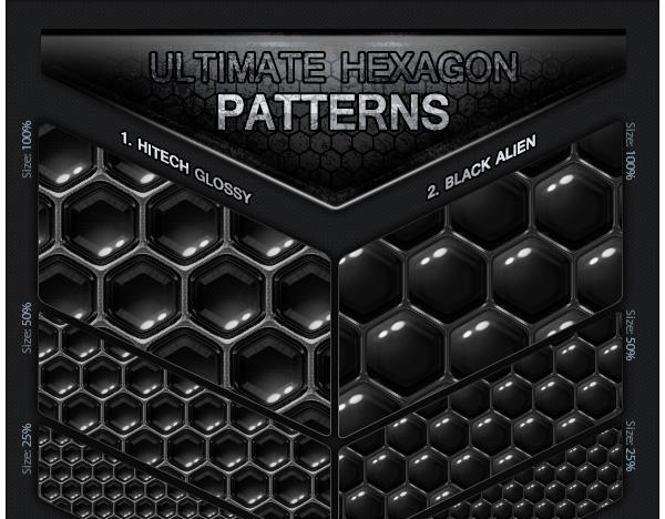 Ultimate Hexagon Patterns