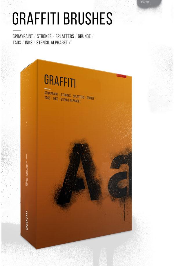 Graffiti Brushes