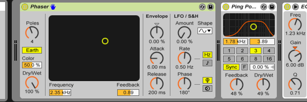 Vox channel effects