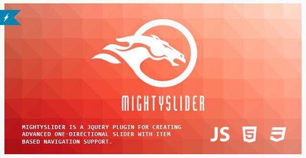 mightySlider - Responsive Multipurpose Slider