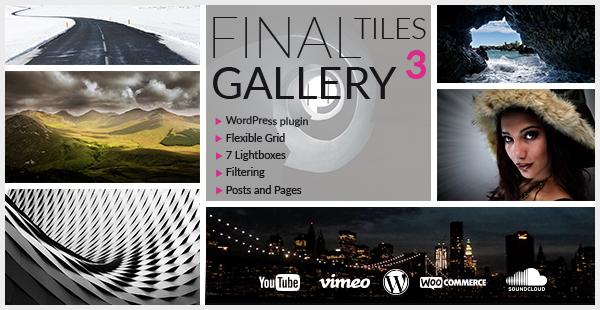 Final Tiles Grid Gallery for WordPress