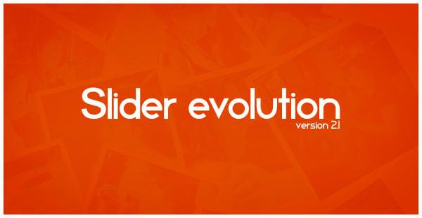 Slider Evolution