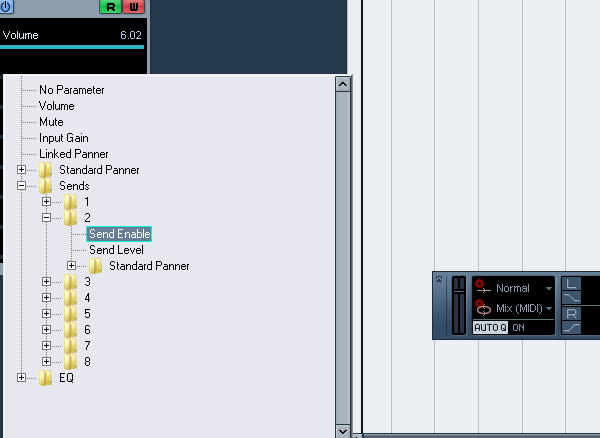 Quick Controls in Inspector