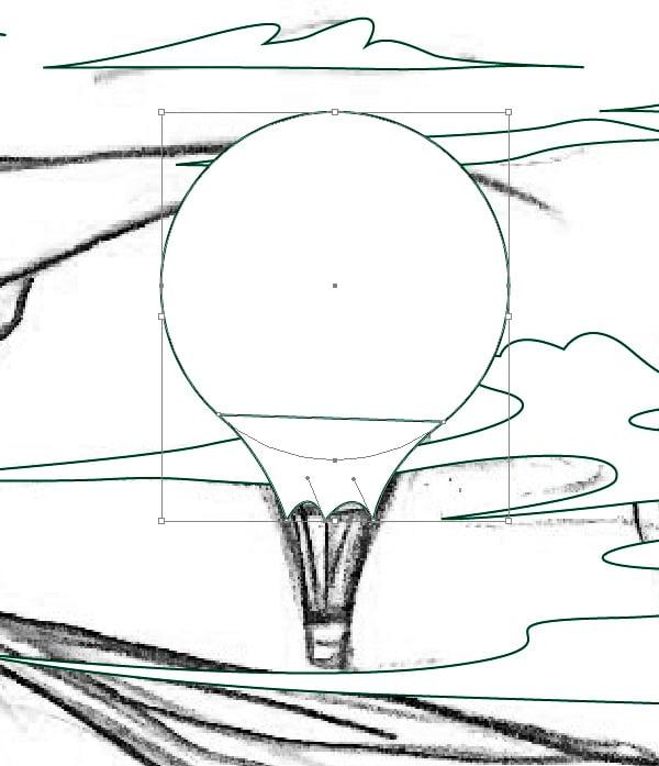 Creating the Hot Air Balloon 2