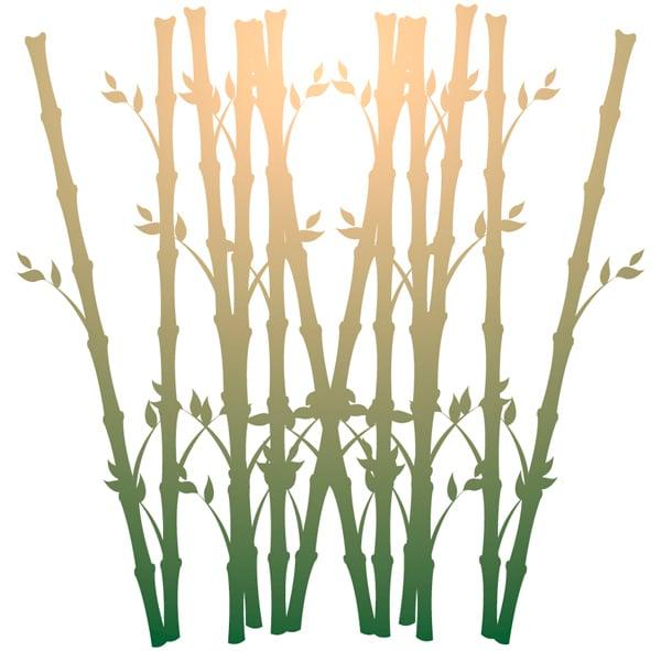 Recoloring Bamboo Element
