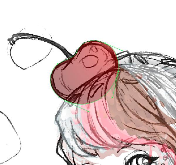 Adding Cherry Fastener 1