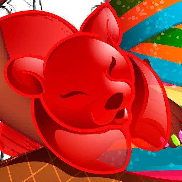 Making Gummi Bears 6