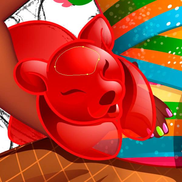 Making Gummi Bears 7