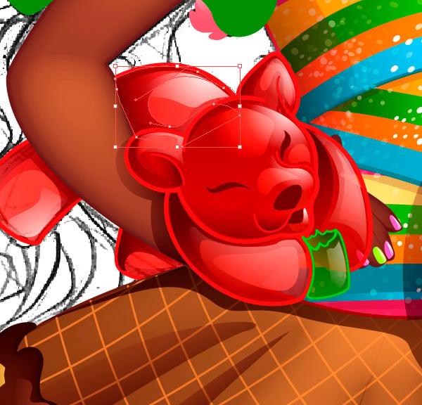 Making Gummi Bears 9