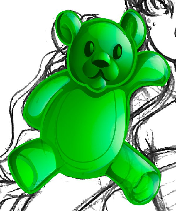 Making Gummi Bears 13