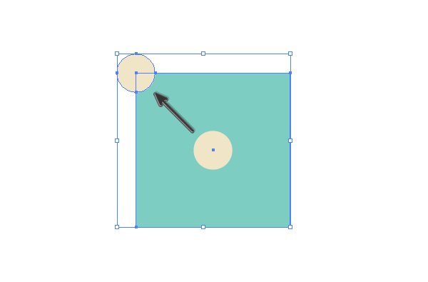 Creating second dot