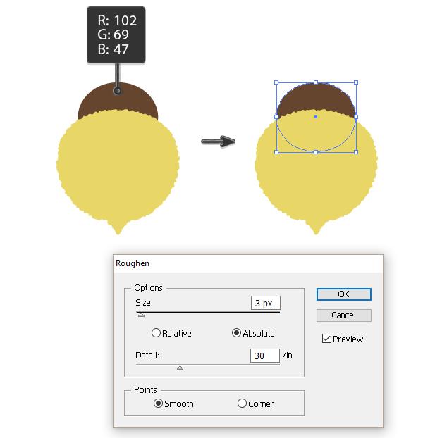 creating the head